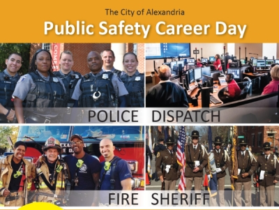 2017 City of Alexandria Public Safety Career Day