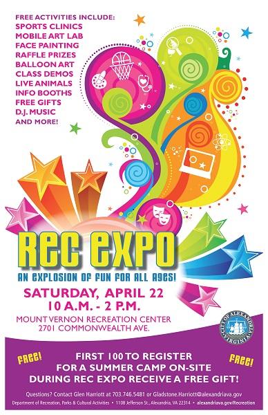Rec Expo 2017
