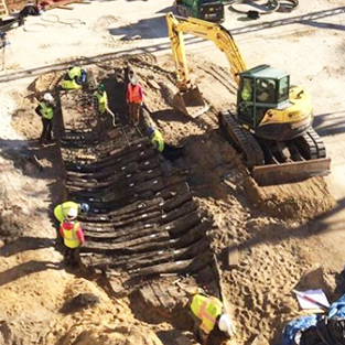 18th Century Ship Excavation