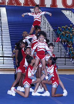Annual Holiday Invitational Cheer Competition
