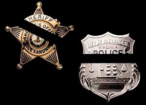 In honor of Alexandria's fallen law enforcement officers