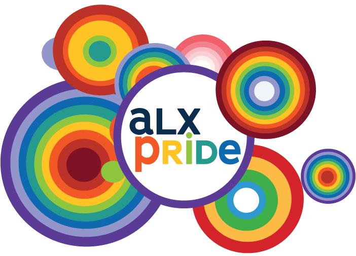 ALX Pride logo