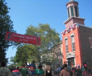 Friendship Firehouse Festival