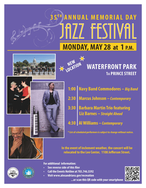 2012 City of Alexandria Jazz Festival