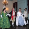 Dancing at Gadsby's Tavern