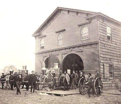 USFD, 1863
