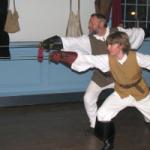 Swordsmen's Rendevous, Courtesy Gadsby's Tavern Museum