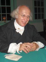 John Douglas Hall as James Madison