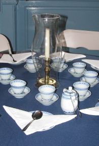 Tea at Gadsby's Tavern Museum