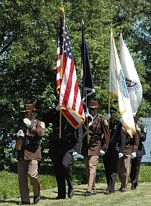Police and Sheriff Honor Guard