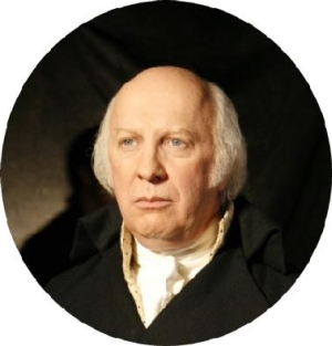 In the company of James Madison