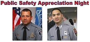Public Safety Appreciation Night