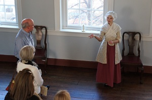 Family Day, courtesy Gadsby's Tavern Museum