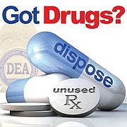 Drug Take Back (Courtesy DEA)