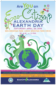 Alexandria Earth Day 2014