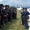 Civil War Recruiting Day, Fort Ward Museum