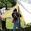 Civil War Kid's Camp, Fort Ward Museum and Historic Park