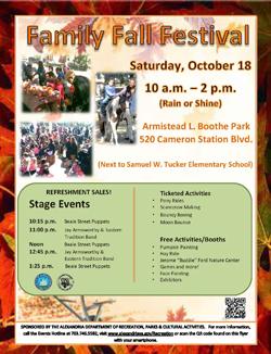2014 Fall Festival