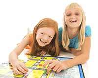 Family Board Game Night at Charles Barrett Recreation Center
