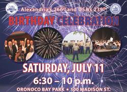 2015 City/USA Birthday Celebration