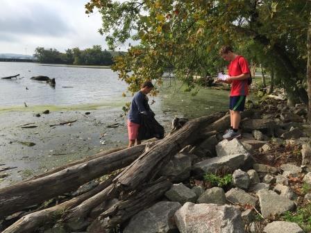 2015 Clean Virginia Waterways Cleanup