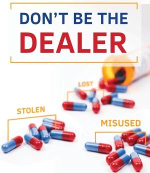Drug Take Back (Courtesy DEA)