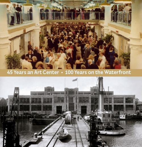 Top: Mardi Gras Ball, circa 1984. Bottom: Waterfront View Circa 1921 or 1922.