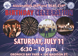 2015 City/USA Birthday Celebration