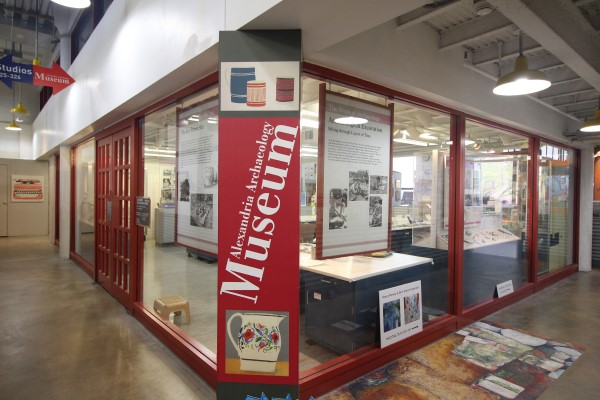 Alexandria Archaeology Museum